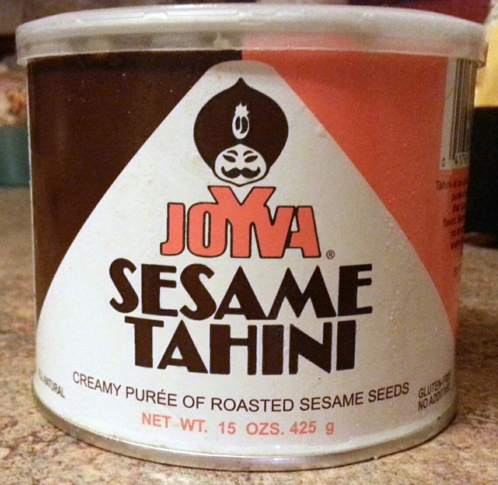 Tahini is a paste made of ground sesame seeds. Commonly used in Middle Eastern dishes, it's a component in soups, sauces and the staple ingredient in hummus.